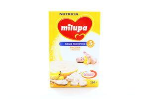 Каша с/м рисовая с бананом Nutricia Milupa 230г
