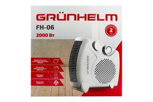 Тепловентилятор электрический 2000 Вт FH-06 Grunhelm 1шт