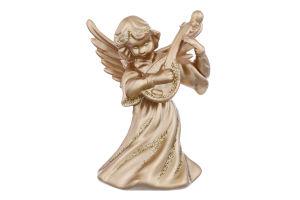 Прикраса новорічна Ангелик об'ємний Mislt 1шт