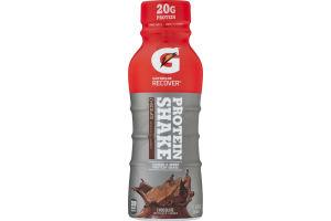Gatorade G Recover Protein Shake Chocolate