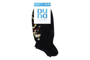Шкарпетки чоловічі Duna №2582 27-29 чорний