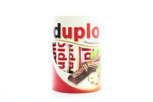 Вафлі Ferrero Duplo у шоколаді 180г