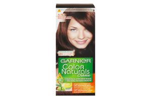 Краска для волос Color Naturals Морозный каштан №4.15 Garnier