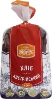 Хліб нарізний Австрійський Рум'янець м/у 400г