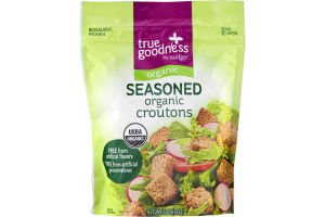 True Goodness by Meijer Seasoned Organic Croutons