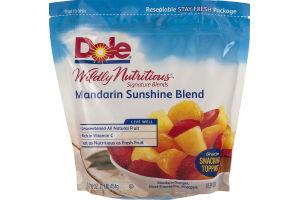Dole Wildly Nutritious Mandarin Sunshine Blend