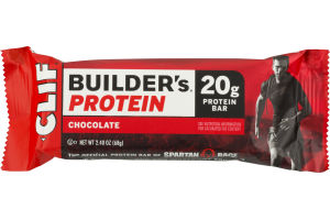 Clif Builder's Protein Bar Chocolate