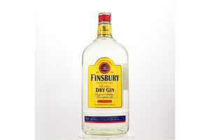 Джин 0,7л 37,5% Finsbury бут