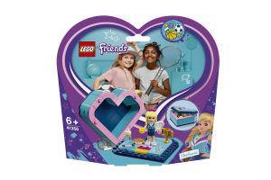 Конструктор Коробка-серце зі Стефані41356