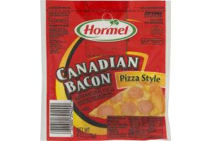 Hormel Canadian Bacon Pizza Style