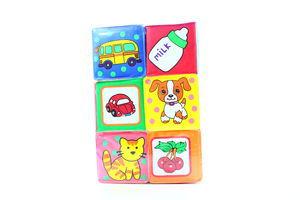 Іграшка Розвиваюча Веселі кубики 403
