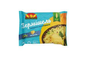 Вермишель быстрого приготовления со вкусом сыра неострая Golden Dragon м/у 65г