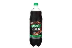 Напій соковмісний сильногазований Smart Сola Живчик п/пл 2л