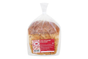 Хлеб со льном Гречневый Прилуцький хлібозавод м/у 0.4кг