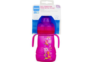 MAM Easy Transition Bottle to Cup Trainer 4+m - 1 CT