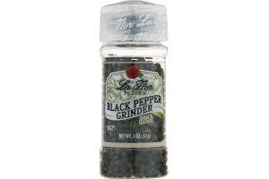 La Flor Black Pepper Grinder