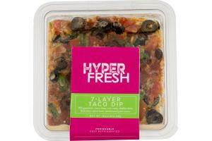 Hyperfresh 7-Layer Taco Dip