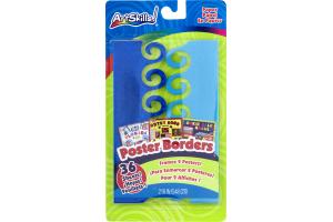 ArtSkills Poster Borders - 36 CT