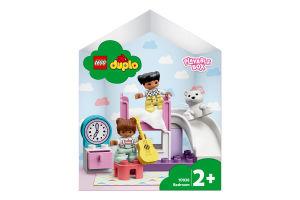 Конструктор для детей от 2лет №10926 Bedroom Duplo Lego 1шт