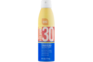Smart Sense Sport Continuous Spray Sunscreen SPF 30