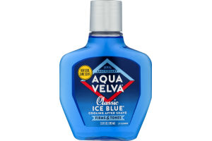 Aqua Velva Classic Blue Cooling After Shave