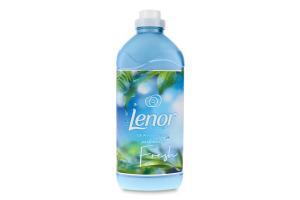 Кондиціонер для білизни концентрований Dewy Blossom Lenor 1.42л