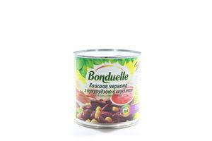 Фасоль красная с кукурузой Bonduelle ж/б 430г