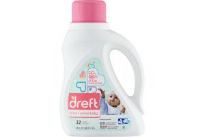 Dreft Stage 2: Active Baby Detergent