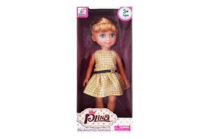 Лялька для дітей від 3років №88001 Plina Shantou Jinxing Plastics 1шт