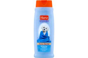 Hartz Groomer's Best Extra Gentle Whitening Shampoo Cherry Blossom