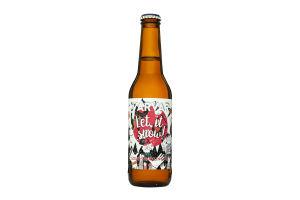 Пиво Varvar Let it snow светлое нефильтрованное