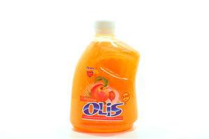 Крем-мыло жидкое Персик Olis 500мл