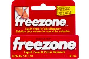 (CN) Freezone Liquid Corn & Callus Remover, Freezone Solution Pour Enlever Les Cors Et Les Callosites