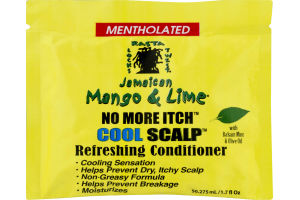 Rasta Locks & Twist No More Itch Cool Scalp Refreshing Conditioner