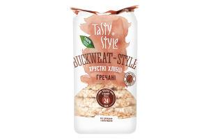 Хлебцы хрустящие Гречневые Tasty Style м/у 95г