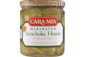 Cara Mia Marinated Artichoke Hearts California Style