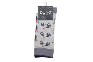 Шкарпетки Duna чоловічі 7006 р.27-29 світло-сірий
