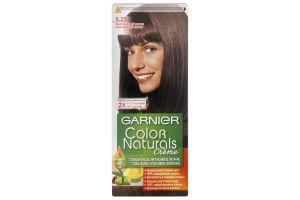 Краска для волос Color Naturals Каштановый шатен №6.25 Garnier