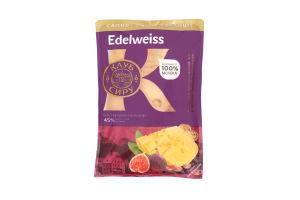 Сир 45% Едельвейс нарізка Клуб сиру в/у 150г