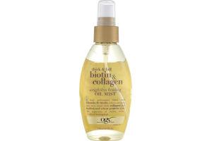 OGX Weightless Healing Oil Mist Thick & Full Biotin & Collagen