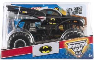 Hot Wheels Monster Jam Batman Monster Truck