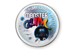 Масса д/лепки Monster Gum ЖидCтекло бан CP83L1605