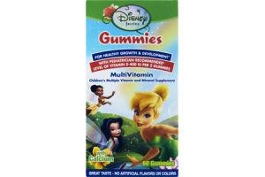 Disney Faires MultiVitamin Gummies- 60 CT