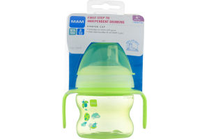 MAM First Step To Independent Drinking Starter Cup