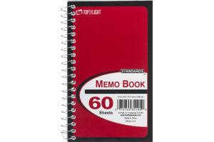 Top Flight Memo Book