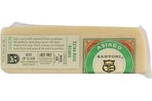 Sartori Asiago Extra-Aged Cheese