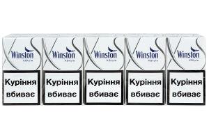 Блок сигарет winston купить где продаются табачные изделия