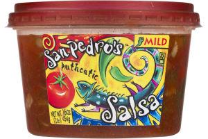 San Pedro's Salsa Mild