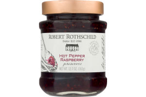 Robert Rothschild Farm Hot Pepper Raspberry Preserves