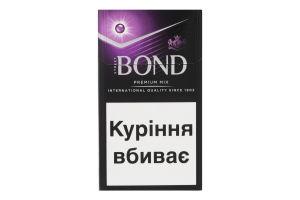 Сигареты с фильтром Bond Street Premium Mix 20шт